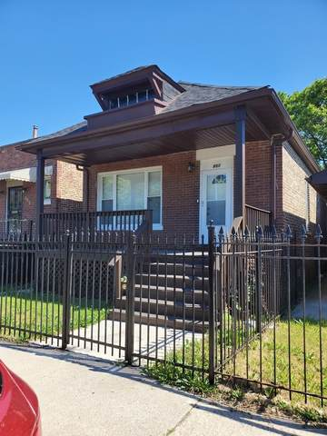 851 E 87th Street, Chicago, IL 60619 (MLS #11127988) :: John Lyons Real Estate