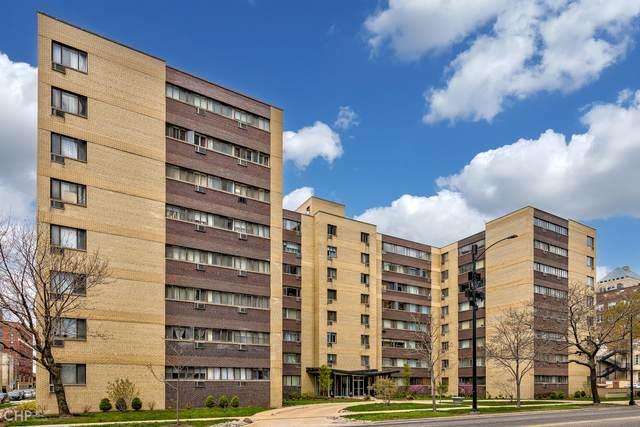 6300 N Sheridan Road #104, Chicago, IL 60660 (MLS #11128042) :: Angela Walker Homes Real Estate Group