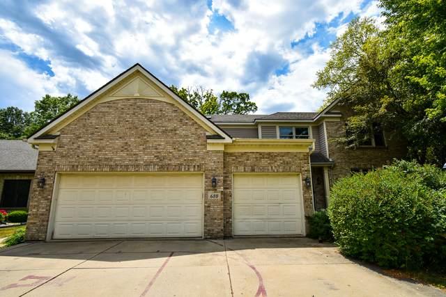 680 Wood Creek Drive, Antioch, IL 60002 (MLS #11128062) :: Ryan Dallas Real Estate