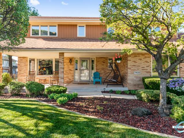 7920 Sioux Road, Orland Park, IL 60462 (MLS #11128063) :: Schoon Family Group