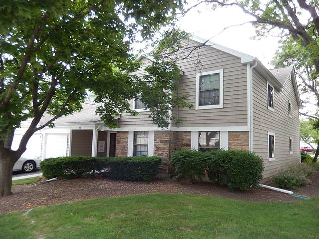 86 Marble Hill Marble Hill Court D2, Schaumburg, IL 60193 (MLS #11128110) :: John Lyons Real Estate