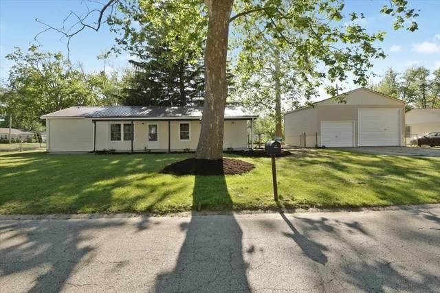 1715 Parkside Terrace, Champaign, IL 61821 (MLS #11128128) :: Littlefield Group