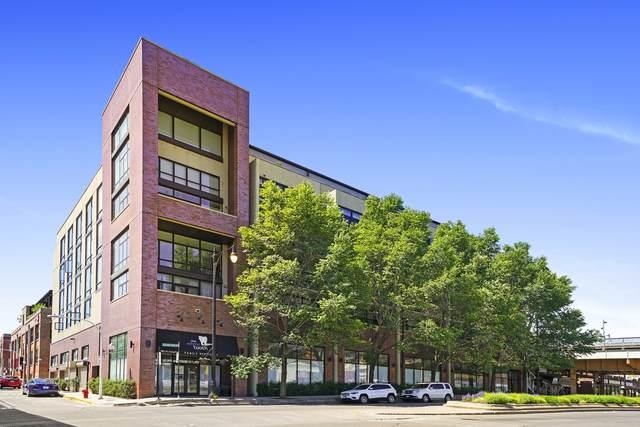 3946 N Ravenswood Avenue #305, Chicago, IL 60613 (MLS #11128148) :: Lewke Partners