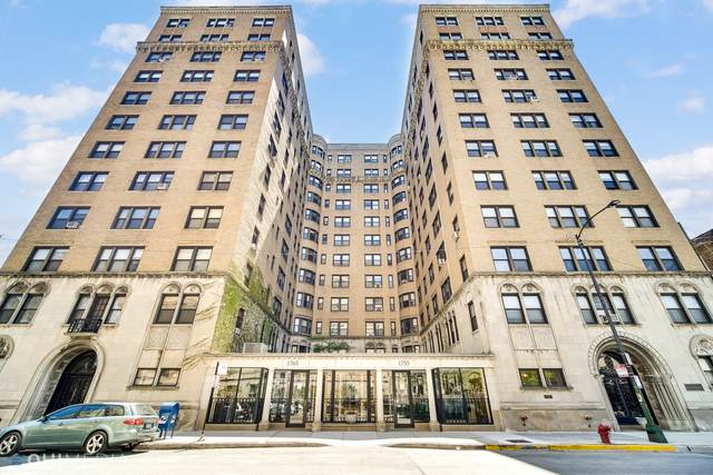 1755 E 55th Street #106, Chicago, IL 60615 (MLS #11128159) :: Carolyn and Hillary Homes