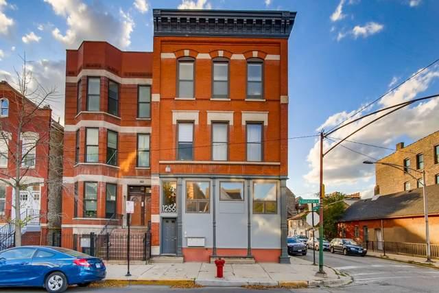 1256 N Cleaver Street 1E, Chicago, IL 60642 (MLS #11128181) :: Lewke Partners