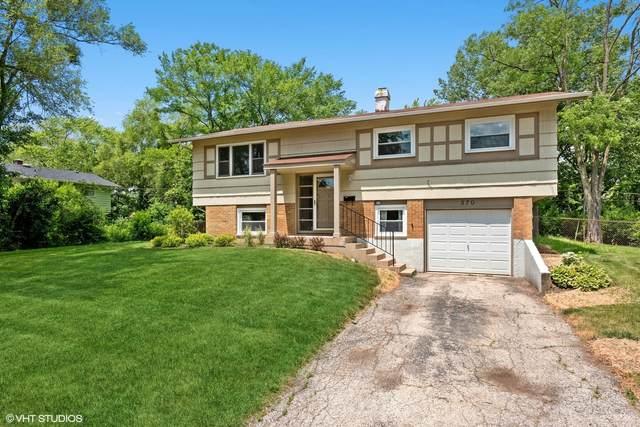 570 Briarcliff Lane, Hoffman Estates, IL 60169 (MLS #11128206) :: Lewke Partners