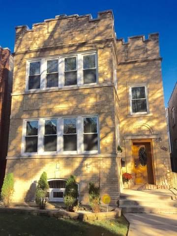 3303 N Avers Avenue, Chicago, IL 60618 (MLS #11128209) :: Lewke Partners