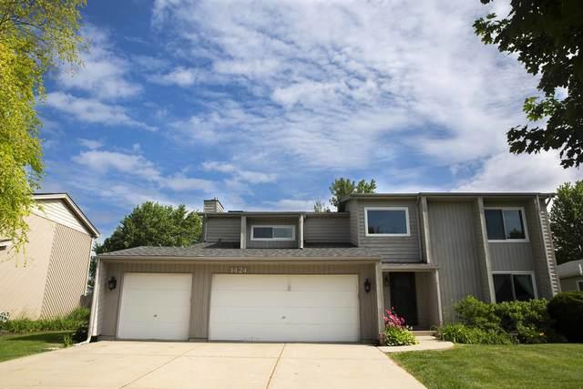 1424 Comanche Drive, Bolingbrook, IL 60490 (MLS #11128235) :: BN Homes Group