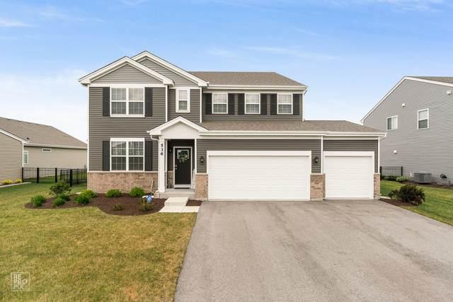 536 Colchester Drive, Oswego, IL 60543 (MLS #11128250) :: RE/MAX Next