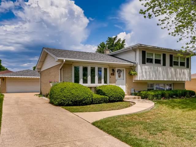 636 Groen Lane, Schaumburg, IL 60193 (MLS #11128314) :: John Lyons Real Estate