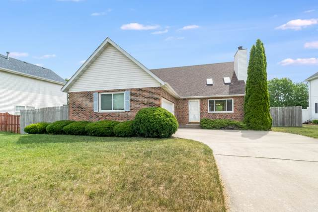 818 Sudbury Drive, Joliet, IL 60435 (MLS #11128315) :: Ryan Dallas Real Estate