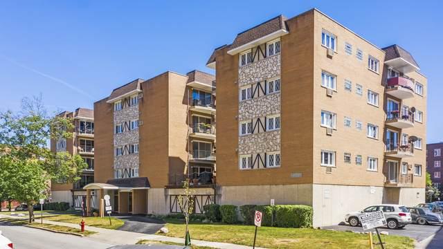 1633 River Street 4G, Des Plaines, IL 60016 (MLS #11128352) :: Lewke Partners