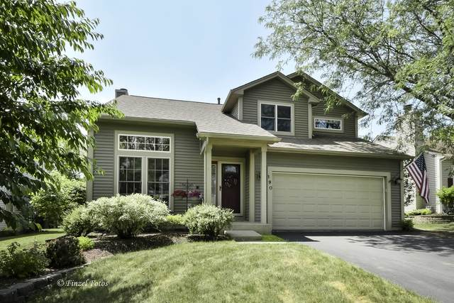 190 Cool Stone Bend, Lake In The Hills, IL 60156 (MLS #11128365) :: Littlefield Group
