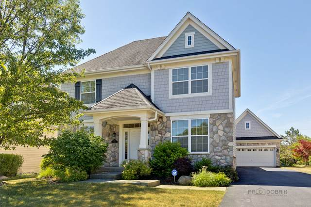 1515 N Oakmont Drive, Vernon Hills, IL 60061 (MLS #11128409) :: Carolyn and Hillary Homes