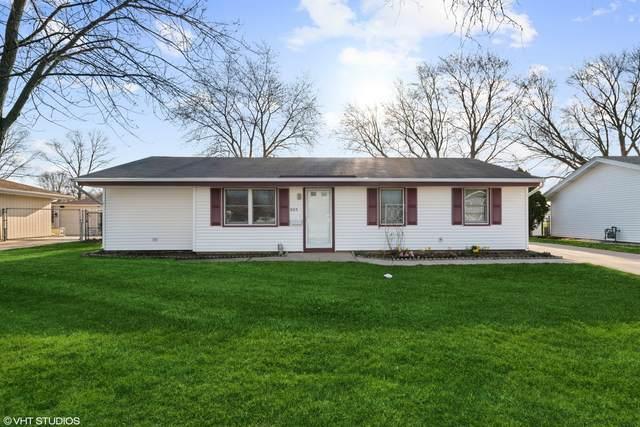 905 Gregory Lane, Schaumburg, IL 60193 (MLS #11128455) :: Lewke Partners