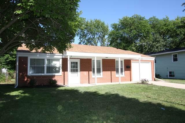 404 W Bellarmine Drive, Joliet, IL 60436 (MLS #11128456) :: Ryan Dallas Real Estate