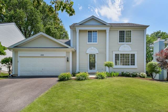 408 Bourbon Lane, Naperville, IL 60565 (MLS #11128476) :: The Wexler Group at Keller Williams Preferred Realty