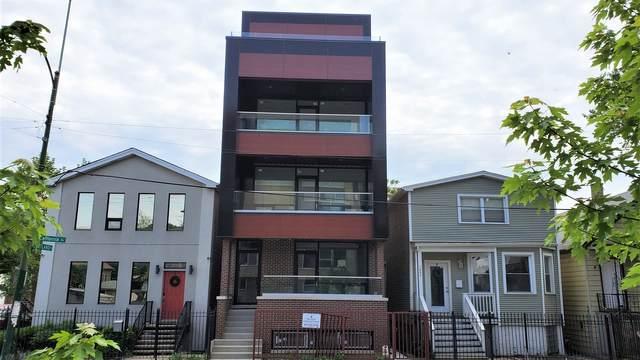 1857 N California Avenue #1, Chicago, IL 60622 (MLS #11128522) :: Lewke Partners