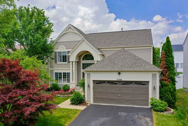 3384 Butler Walk, Naperville, IL 60564 (MLS #11128627) :: The Wexler Group at Keller Williams Preferred Realty