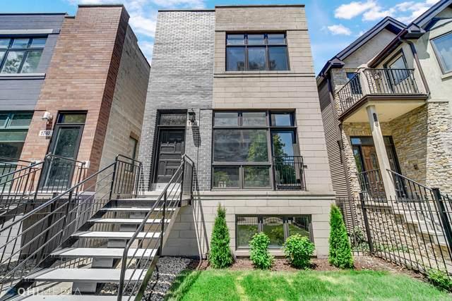 1738 W Cortland Street, Chicago, IL 60622 (MLS #11128641) :: John Lyons Real Estate