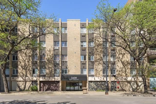 5420 N Sheridan Road #405, Chicago, IL 60640 (MLS #11128665) :: Angela Walker Homes Real Estate Group