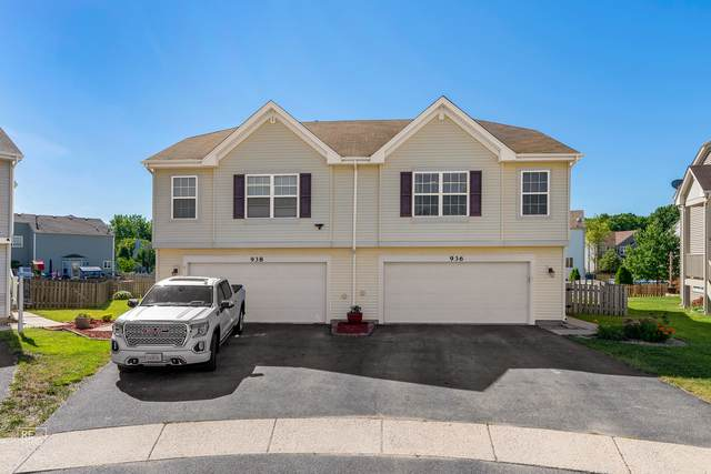 936 Saddle Ridge Drive, Joliet, IL 60432 (MLS #11128673) :: Ryan Dallas Real Estate