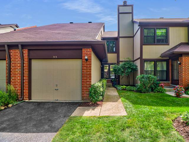 243 Woodmere Lane, Wheeling, IL 60090 (MLS #11128765) :: The Wexler Group at Keller Williams Preferred Realty