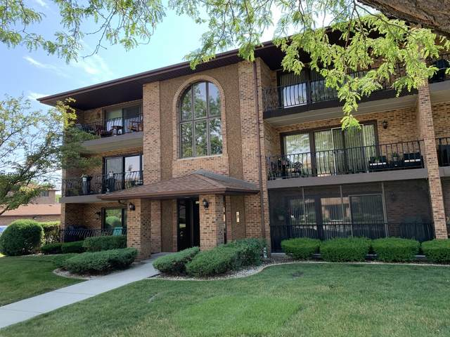 11106 Heritage Drive 3C, Palos Hills, IL 60465 (MLS #11128771) :: Schoon Family Group