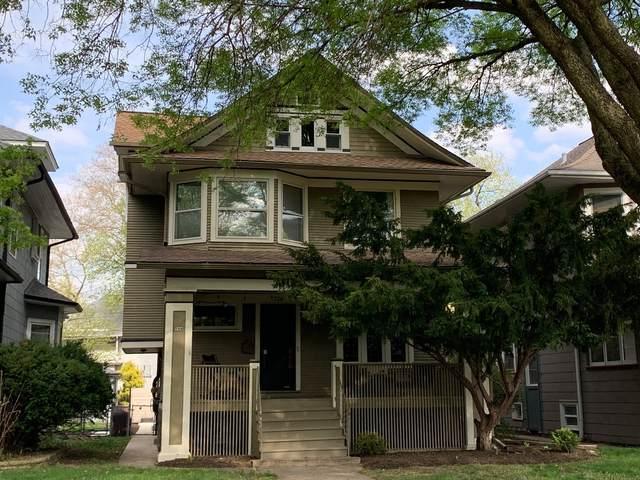 726 S Kenilworth Avenue, Oak Park, IL 60304 (MLS #11128776) :: Lewke Partners