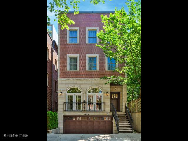 1449 N Wieland Street, Chicago, IL 60610 (MLS #11128782) :: John Lyons Real Estate