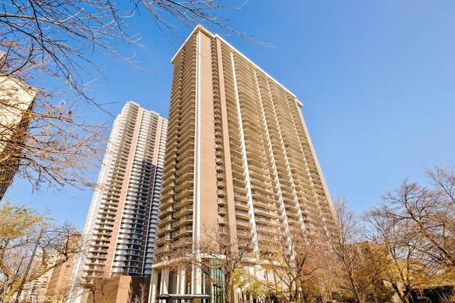 6007 N Sheridan Road 37J, Chicago, IL 60660 (MLS #11128799) :: Angela Walker Homes Real Estate Group