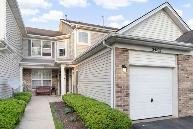 24105 Pear Tree Circle #24105, Plainfield, IL 60585 (MLS #11128878) :: The Wexler Group at Keller Williams Preferred Realty
