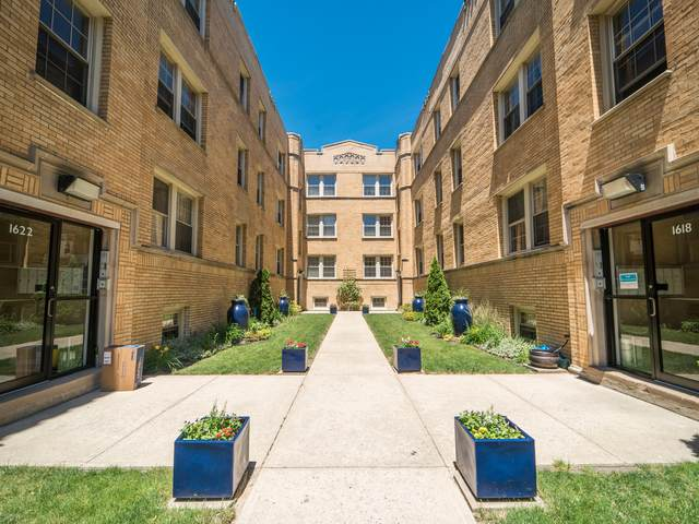 1620 W Wallen Avenue 1S, Chicago, IL 60626 (MLS #11128890) :: Lewke Partners