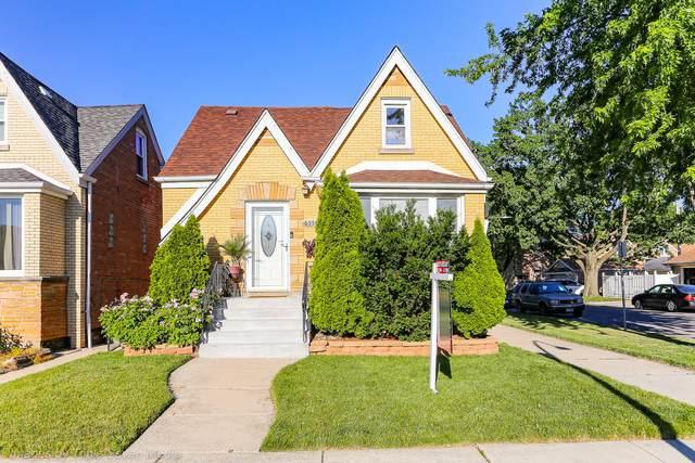 6559 S Karlov Avenue, Chicago, IL 60629 (MLS #11128949) :: Littlefield Group
