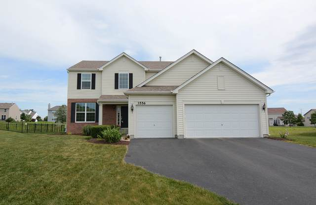 3556 Fletcher Lane, Aurora, IL 60506 (MLS #11128965) :: O'Neil Property Group