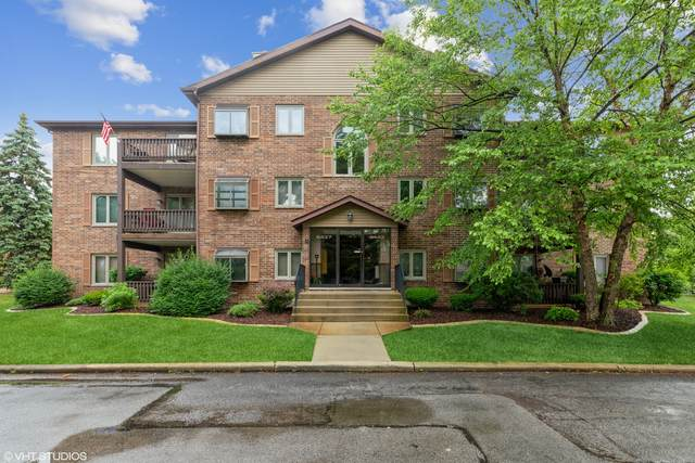 6437 Oak Forest Avenue 3E, Tinley Park, IL 60477 (MLS #11128979) :: Schoon Family Group