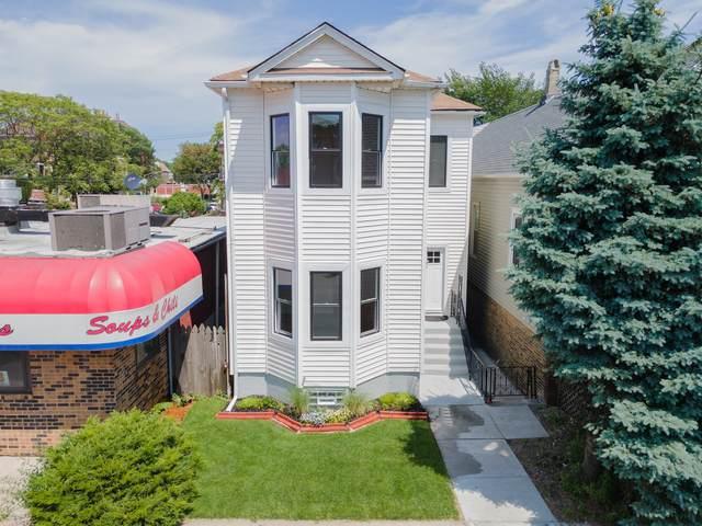 3603 S California Avenue, Chicago, IL 60632 (MLS #11128988) :: Littlefield Group