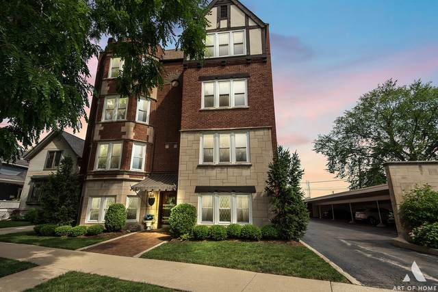 307 W Harris Avenue 1B, La Grange, IL 60525 (MLS #11129030) :: Angela Walker Homes Real Estate Group