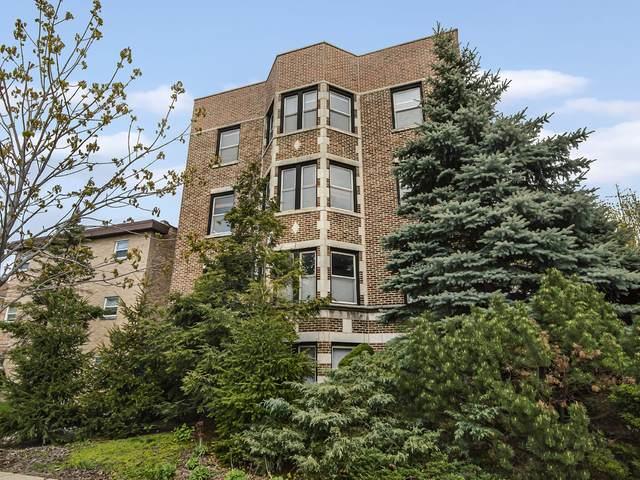 319 Custer Avenue 2W, Evanston, IL 60202 (MLS #11129089) :: Lewke Partners