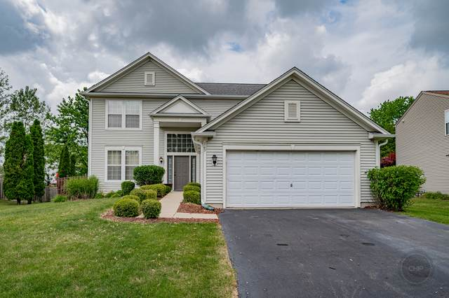167 Holly Street, Bolingbrook, IL 60490 (MLS #11129110) :: Jacqui Miller Homes