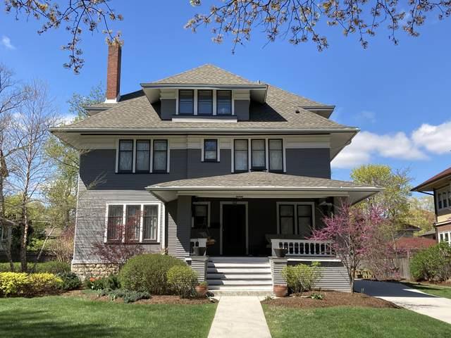 215 N Elmwood Avenue, Oak Park, IL 60302 (MLS #11129143) :: Lewke Partners