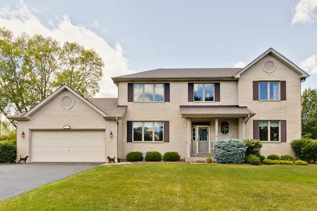 1274 Hunters Ridge E, Hoffman Estates, IL 60192 (MLS #11129186) :: Suburban Life Realty