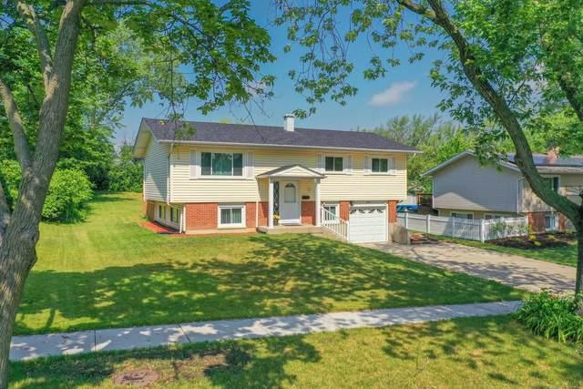 1480 Elizabeth Court, Hoffman Estates, IL 60169 (MLS #11129217) :: Lewke Partners