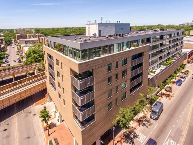 900 Chicago Avenue #511, Evanston, IL 60202 (MLS #11129250) :: Lewke Partners