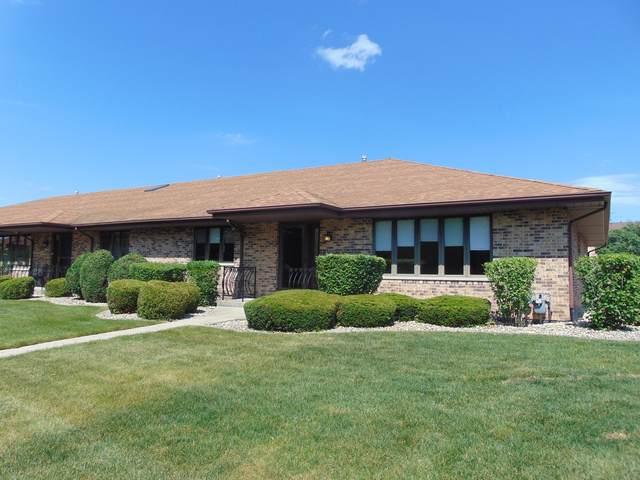 16054 Eagle Ridge Drive 32-71, Tinley Park, IL 60477 (MLS #11129287) :: Helen Oliveri Real Estate