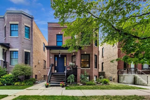 3505 N Bell Avenue, Chicago, IL 60618 (MLS #11129292) :: Lewke Partners