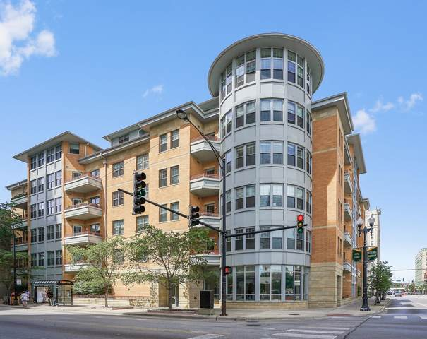 5556 N Sheridan Road #612, Chicago, IL 60640 (MLS #11129311) :: Angela Walker Homes Real Estate Group