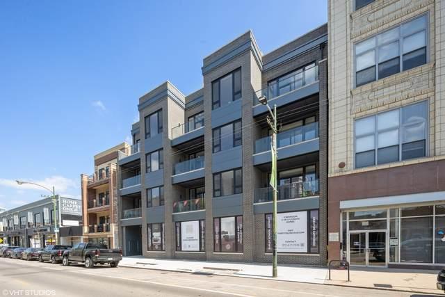 3057 N Lincoln Avenue 4C, Chicago, IL 60657 (MLS #11129344) :: John Lyons Real Estate