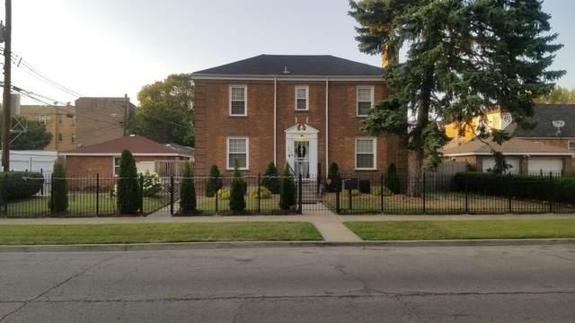 542 E 84th Street, Chicago, IL 60619 (MLS #11129352) :: John Lyons Real Estate