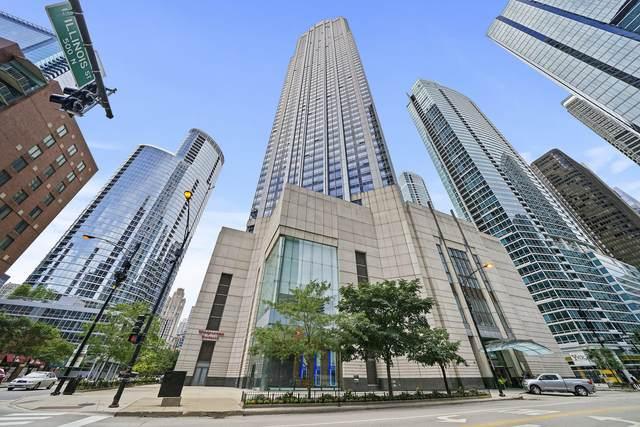 512 N Mcclurg Court #2711, Chicago, IL 60611 (MLS #11129366) :: Lewke Partners
